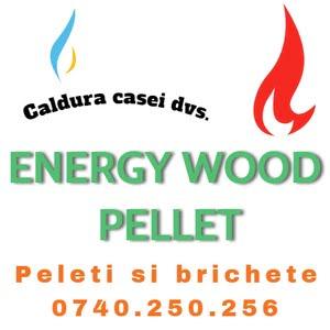 ENERGY Wood Pellet peleti din lemn de vanzare