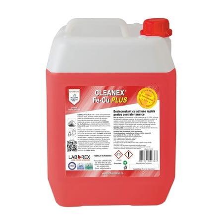 Dezincrustant Cleanex Fe-Cu Plus Laborex