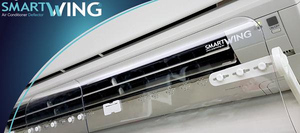 Deflector de aer conditionat SmartWing