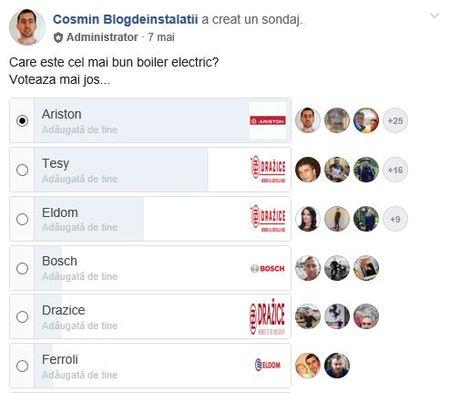 cel mai bun boiler electric sondaj blogdeinstalatii